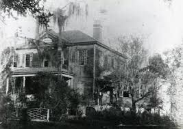 old friendfield plantation house date unknown georgetown county south carolina