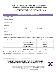 template strand and coding health fair sponsorship proposal letter templates free sle pledge cards for fundraising template design pledge