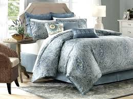 image of grey paisley bedding the benefits having on your bedrooms