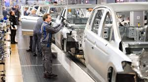 Auto Mobile Office Federal Statistical Office German Car Industry Recorded A