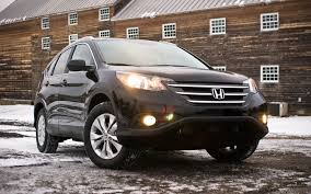 2012 Honda CR-V EX-L W/Navigation - Editors' Notebook - Automobile ...