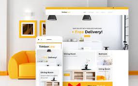 Timberline Furniture Store Woo merce Theme