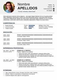 Modelos De Curriculum Vitae 2019 2020 Para Word Modelos Cv