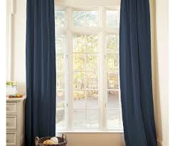 custom length curtains