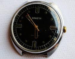 timex wind up rare raketa working russian men s vintage wind up watch ussr wrist watch for men men s watch working watch vintage watch 1960