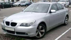 BMW E60/E61 - Wikipedia, den frie encyklopædi