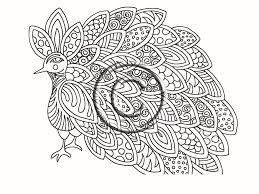 Animal Mandala Coloring Pages Pdf Awesome Marvelous With Bitsliceme