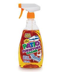 best patio furniture cleaner