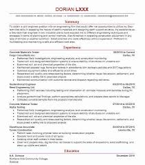 3535 Construction Equipment Operators (Construction) Resume Examples ...