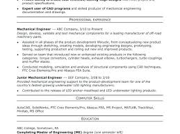 Industrial Engineer Resume Sample – Resume Sample Web