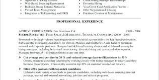 Staffing Consultant 5 Staffing Consultant Resume – Eukutak