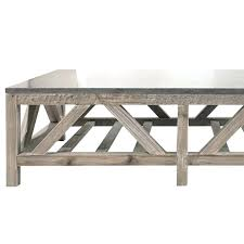 bluestone coffee table bluestone coffee table pottery barn delphine bluestone metal coffee table