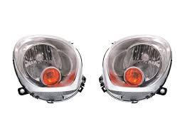 Cooper R10 Light Bulb Amazon Com Cpp Driver Passenger Side Headlight Head Lamp