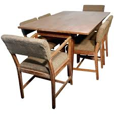 Vintage Retro Mid Century Kitchen Drop Leaf Dining Table For Fresh