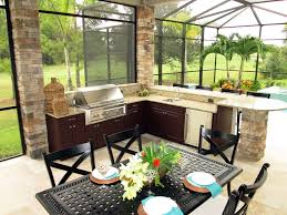 Ex Diskitchen Cabinets Contemporary Kitchen Best Design For Outdoor Kitchen Cabinets