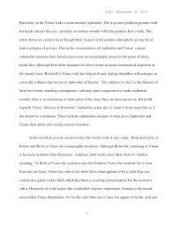 art comparison essay final research paper rough draft i institute  art comparison essay art comparison essay examples art comparison essay