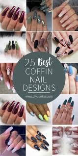 Best Coffin Nail Designs 2019 Best Coffin Nail Designs Thatre Absolute Perection