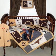 baby boy crib bedding set style