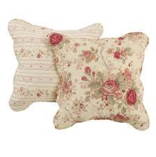 Greenland Home Fashions Antique Rose 100% Cotton Quilt Set with  Coordinating Pillows - Walmart.com - Walmart.com
