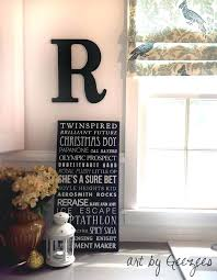 wall art signs kitchen word wall art black letter and custom typography sign bus roll word