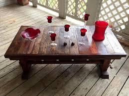 antique large pallet coffee table antique unique pallet ideas