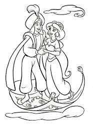 Coloring Pages Aladdin Yahoo Image Search