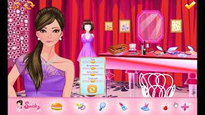 modern princess makeup salon 4k