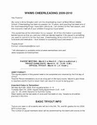 Summer Camp Letter To Parents Template Samples Letter Cover Templates