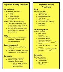best argument images teaching writing argument writing bookmark from inspire the love of learning on teachersnotebook com 4