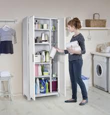 free standing broom closet design ideas