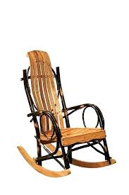 rustic rocking chairs chair hickory youth rocker uk