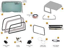 interactive diagram jeep hard top liftgate seals replacement interactive diagram jeep hard top liftgate seals replacement parts morris 4x4 center