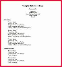 Reference List For Resume Template Elegant Sample Reference List Template For Resume Azwg