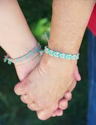 diy mother s day heart friendship bracelets