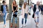 Какие джинсы модны для женщин