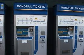 Deuce Ticket Vending Machine Locations Beauteous How Much Does The Las Vegas Strip Monorail Cost Ticket Prices