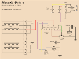 shergold guitars modulator modules circuit diagram