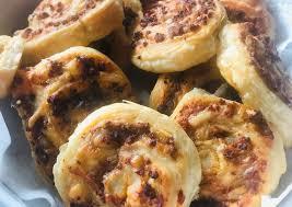 Recipe of Perfect Lamb mince chutney & cheese Pinwheels | Infood Recipes