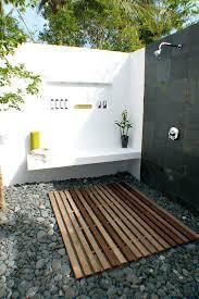 modern outdoor shower enclosure f l m s dressing room decorating