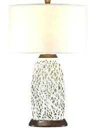 beach themed table lamps uk fresh for shell sky blue floor lamp coastal awesome or i