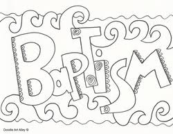 Small Picture jesus baptism coloring pages Coloring Pages Ideas