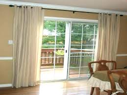 sliding patio door curtains sliding patio door curtain rods from galvanized pipes without the curtain rods