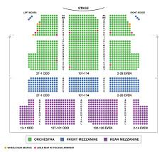 Royal George Seating Chart St George Theatre Seating Chart Seating Chart