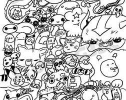 Pokemon Coloring Etsy