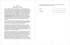 Vendor Confidentiality Agreement. Sample Mutual Vendor ...