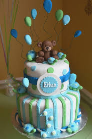 Baby Boy First Birthday Cakes Birthdaycakeformancf