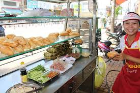 Banh Mi stall - Picture of Saigon Bakery, Can Tho - Tripadvisor