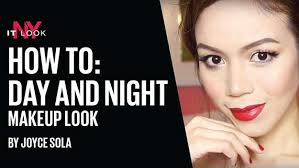 best makeup tutorials for day to night looks how to day and night makeup look