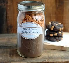 diy holiday gift idea peanut er fudge cookie mix in a jar 9 other cookie mix in a jar ideas not quite susie homemaker