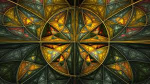 cathedral stained glass hd wallpaper background image id 175501